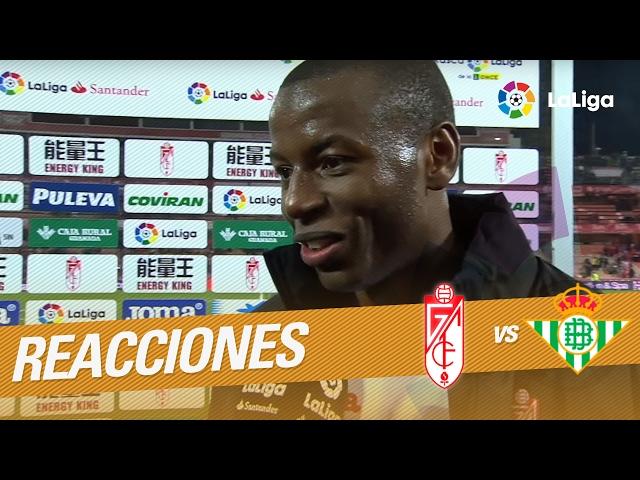Adrián Ramos: Hay que felicitar al equipo que ha hecho un gran esfuerzo