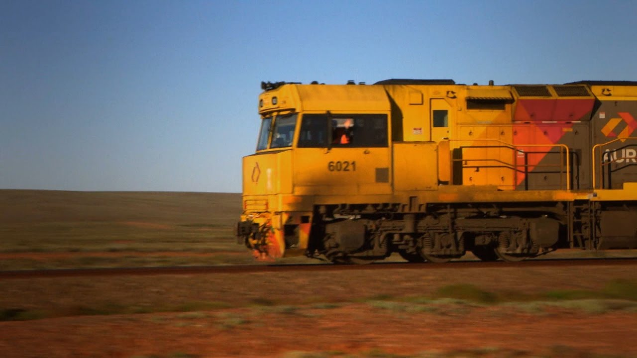 Australie Express: 6000 kilomètres les attend !