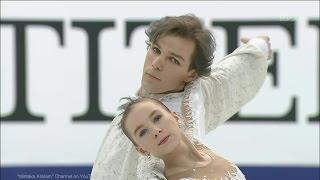 [HD] Marina Aganina and Artem Knyazev - 2002 Worlds FS - The Nutcracker