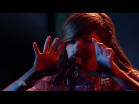 The Voice 2014 Christina Grimmie - Dark Horse