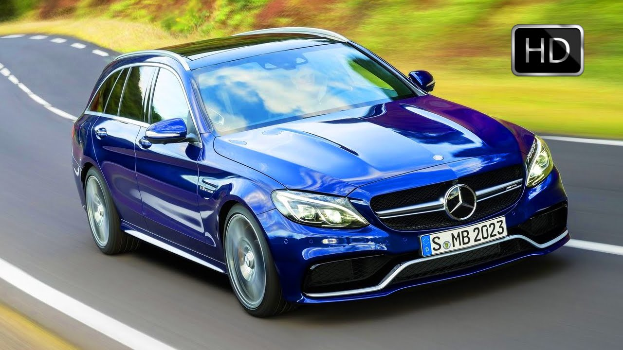 Video 2015 mercedes benz c63 amg estate hd youtube for 2015 amg c63 mercedes benz