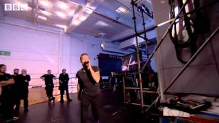 Coldplay   A Sky Full Of Stars at BBC Music Awards 2014 clip1