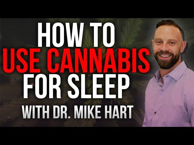 How Can Weed Help You Sleep?