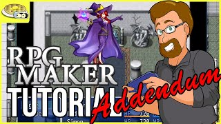 BenderWaffles Teaches: RPG Maker ADDENDUM #3 - Boss Battles