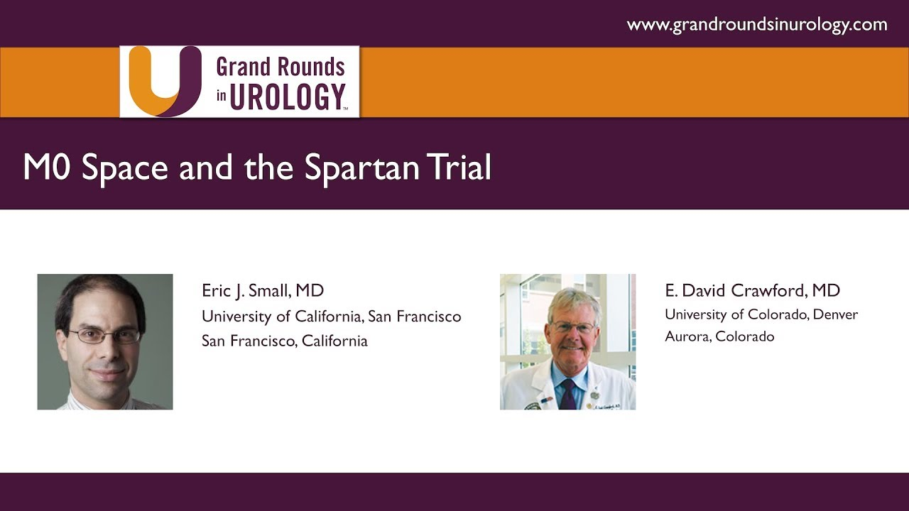 Eric J  Small | M0 Space and The SPARTAN Trial | nmCRPC