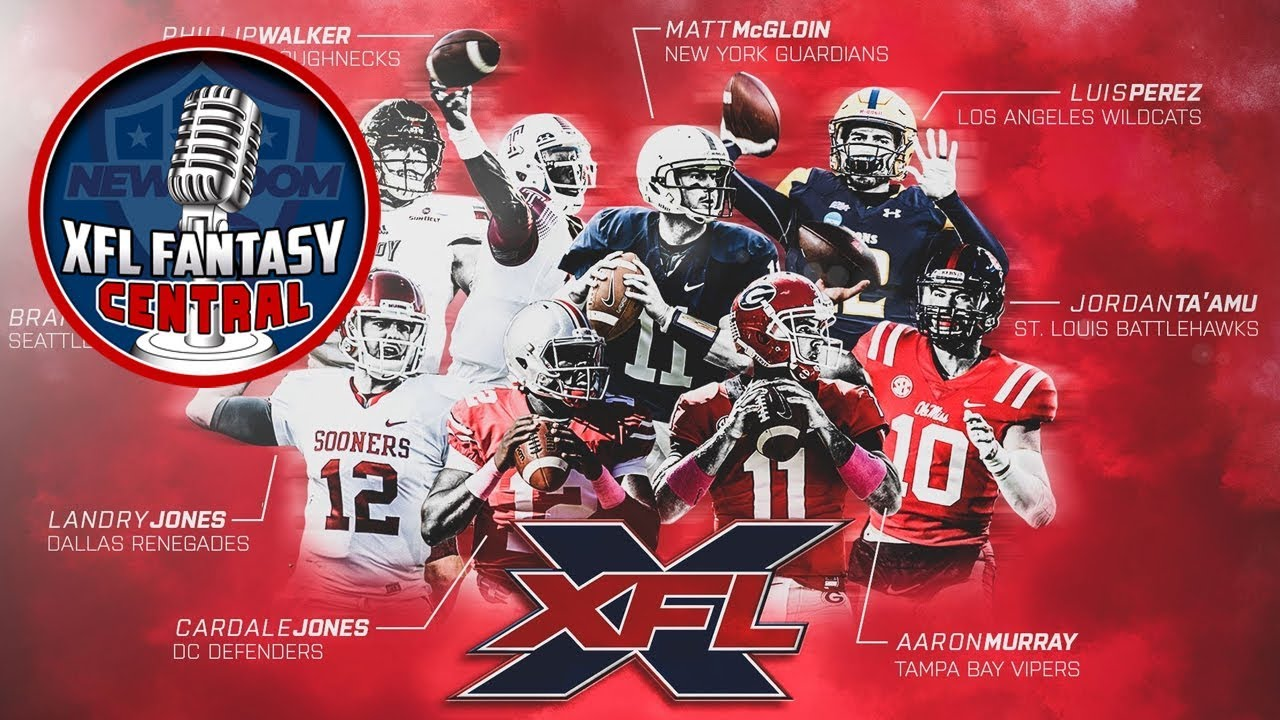 Unique Broadcast Experience Will Be XFL's Best Selling Point