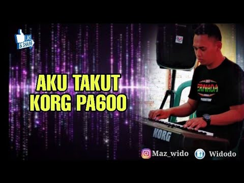 Tasya Rosmala - Aku takut Karaoke lirik KORG Pa600