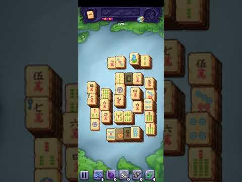 Mahjong Treasure Quest  เกมส์จับคู่ไพ่นกกระจอก level 43