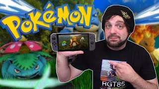 Pokemon for Nintendo Switch - 5 Things it NEEDS!   RGT 85
