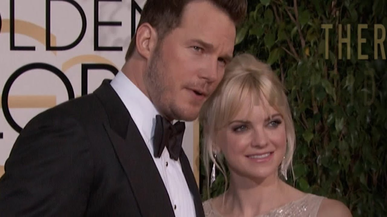 Anna faris fires back at rumors of marriage problems with chris anna faris fires back at rumors of marriage problems with chris pratt youtube junglespirit Images