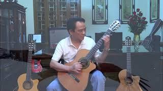 CHUYỆN TÌNH Love Story St Francis Lai, Carl Sigman B Nhâm Guitar