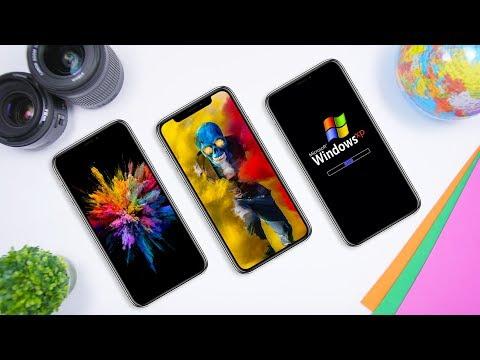 TOP 10 iPhone LIVE Wallpaper Apps !