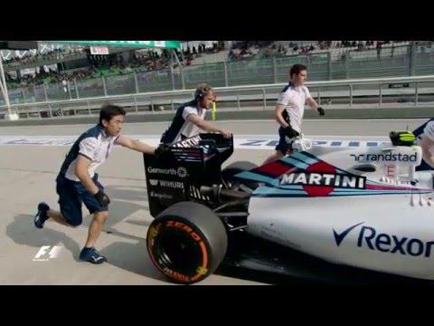 Inside Mercedes AMG Petronas F1 team