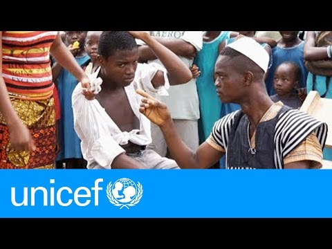 Theatre builds peace in Sierra Leone | UNICEF