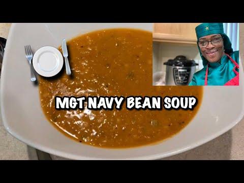 DIY Navy Bean Soup