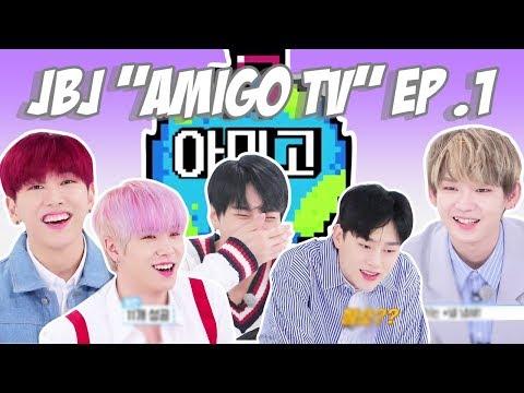 Indosub ] JBJ Amigo TV Ep 1 [Full Liat Caption!] - YouTube