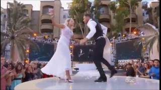 Dan & Shay From The Ground Up Artem Chigvintsev  and Witney Carson