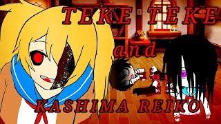 """Teke Teke And Kashima Reiko"" // An Japanese Urban Legend "" Missing Legs "" || Gacha Life ~ Ep. 3"