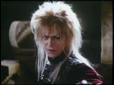 Cómo se rodó la icónica escena de arquitectura imposible de «Dentro del laberinto», con David Bowie | Microsiervos (Películas / TV)