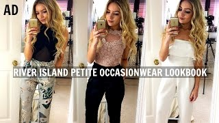 3 Petite River Island Occasion Wear Outfits / AD