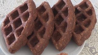 Диетические вафли или печенье для худеющих.