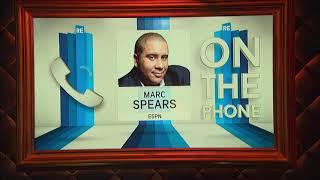 ESPN's Marc Spears: Kyle Lowry, Not Kawhi, Is Raptors MVP So Far | The Rich Eisen Show | 11/9/18