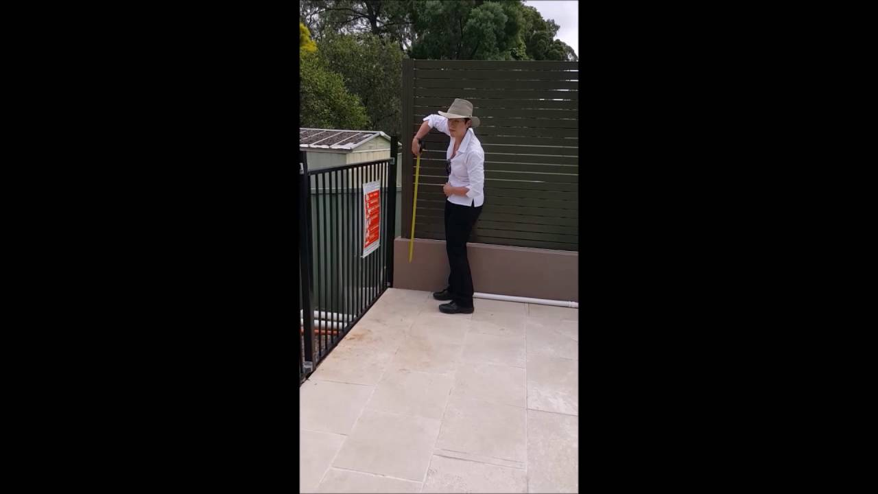 Nsw Swimming Pool Barrier Ncz Non Climbable Zone 4 Explained Youtube