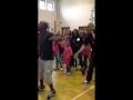 Zumba workout with Strong Women Strong Girls Program!