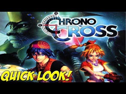 PSX Anniversary: Chrono Cross! Quick Look - YoVideogames