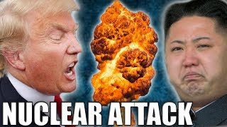 The US Is Preparing For A Nuclear Attack From North Korea