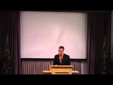 "Four Commands to ""Go"" - Evangelist Nick Hall"