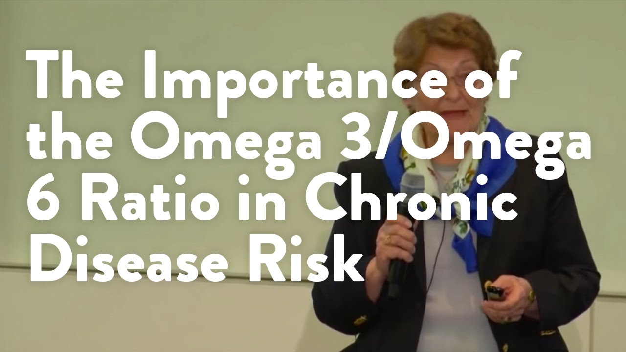The Importance Of The Omega 3omega 6 Ratio In Chronic Disease Risk