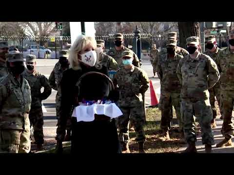 More than 150 National Guard in D.C. test COVID-19 positive