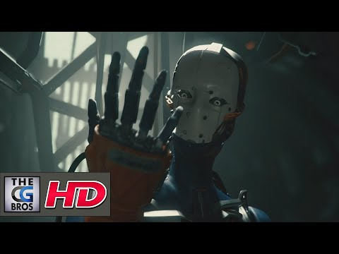 "CGI 3D Animated Short ""Adam Part 1"" - by Unity Technolgies"