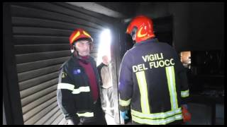 FORLÌ: Esplode il bar-ristorante di Rocca delle Caminate, quasi certo il dolo - VIDEO