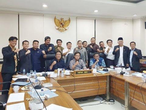 DPRD JABAR UMUMKAN KOMISIONER KIP JABAR PERIODE 2019-2023