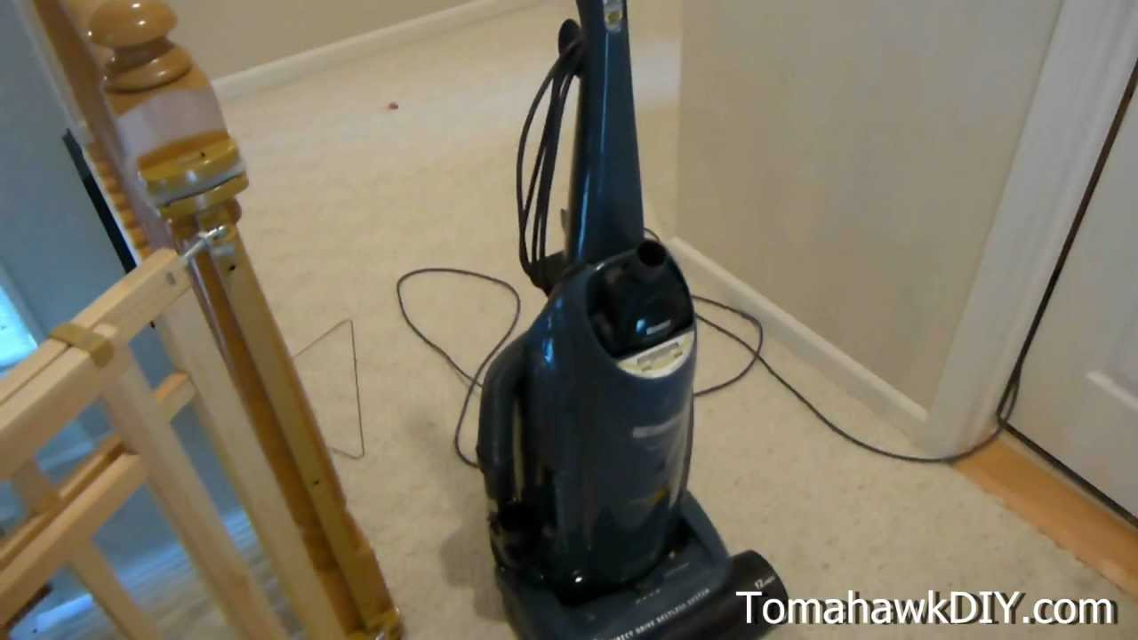 How To Repair Vacuum Cleaner Won T Suck Youtube