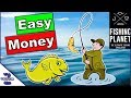 Best Way to Make Money Fishing Planet