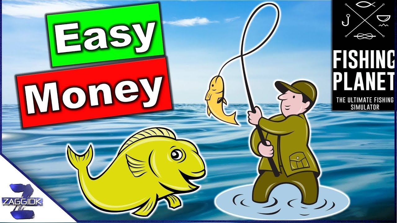 Best Way to Make Money Fishing Planet