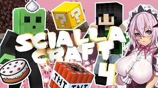 Lo Zucchero, La schiava e.... SciallaCraft S4 E6