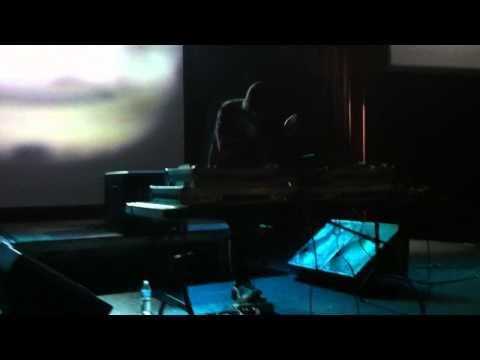 "Gold Panda- ""Quitter's Raga"" live @ Moogfest 2011"