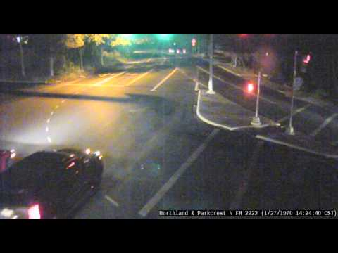 Austin CCTV - 17-08-23 - FM 2222 RD / NORTHLAND DR
