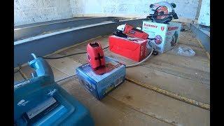 Мои инструменты для строительства дома и ремонта (моя стройка)