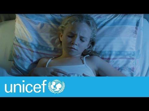 Avez-vous déjà été hanté(e) par un cauchemar ? | UNICEF