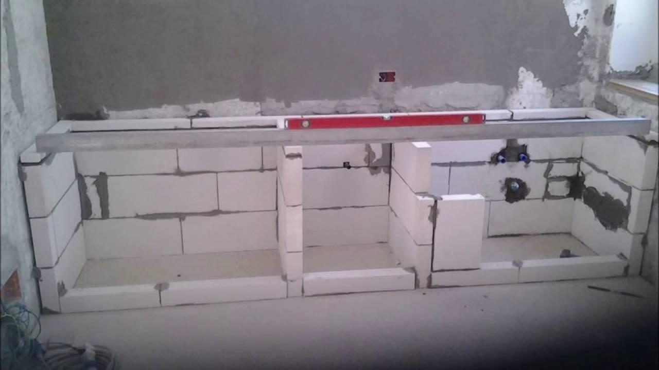 ditta edilizia Chieti-Pescara cucina in muratura - YouTube