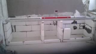 ditta edilizia Chieti-Pescara cucina in muratura
