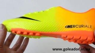Футбольные сороконожки (многошиповки) Nike Mercurial Victory (Код товара: 0267) видео обзор