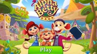 Alpha Betty Saga - Gameplay Walkthrough - First Impression iOS/Android screenshot 1