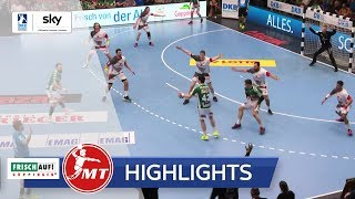FRISCH AUF! Göppingen - MT Melsungen | Highlights - DKB Handball Bundesliga 2018/19