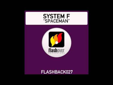 System F - Spaceman (Original Extended)